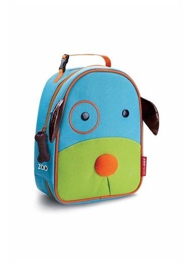Skip Hop Skip Hop Köpek Desenli Renkli Çocuk Beslenme Çantası Renkli